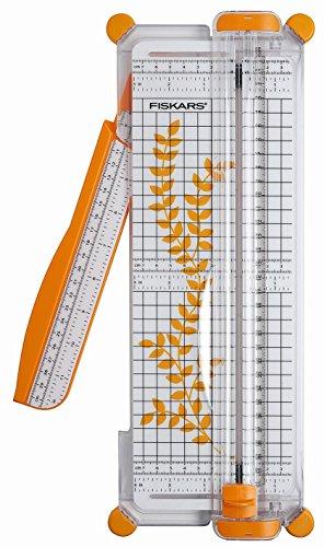 Fiskars® SureCut, Papier- Schneidemaschine A4, ca. L 38 x B 15 cm -