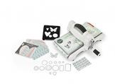 Sizzix 661545 UK Version FT MLH Big Shot Starter Kit, Stahl / Plastik / Gummi, mehrfarbig, 41.99 x 30 x 24 cm -