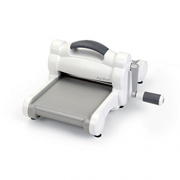 Sizzix Big Shot Machine Only (White & Grey) -