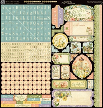 Graphic 454501421Secret Garden Deluxe Collector 's Edition Kunst und Craft Produkt - 3