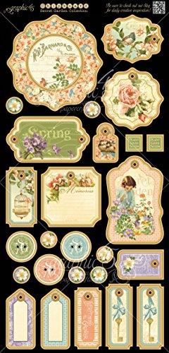 Graphic 454501421Secret Garden Deluxe Collector 's Edition Kunst und Craft Produkt - 4