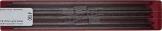 KOH-I-NOOR 4190 - 24 Fallminen - Minenstärke: 2 mm, Härtegrad: HB (2x12 Stück) - 1